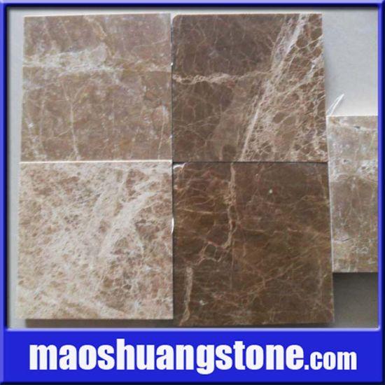 Light Emperador Stone Tile