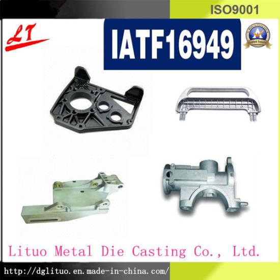 High Precise Finish Aluminum Metal Die Casting Parts