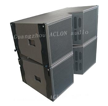 Touring Professional PRO Audio Acoustic Neodynium Plywood Line Array Speaker