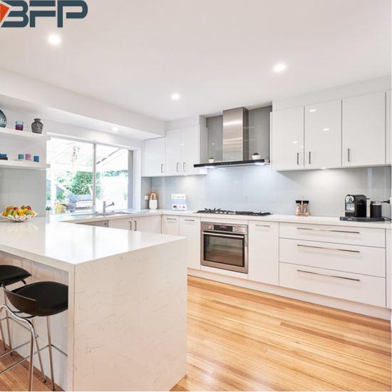China Australian Luxury High Gloss Lacquering Modern Kitchen Cabinets Kitchen Products China Furniture Kitchen Cabinets