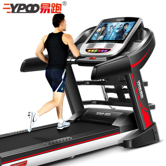 Ypoo Running Machine Fold Home Fitness Exercise OEM China Factory Treadmill Gym Fitness Equipment Best Treadmill