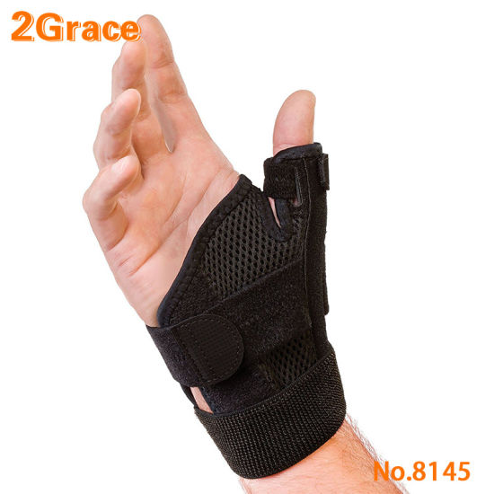 Thumb Spica Support Brace for Pain, Sprains, Strains, Arthritis, Carpal Tunnel Thumb Immobilizer