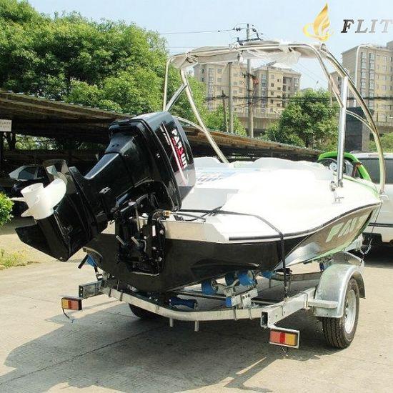 China Factory Sale Optional Outboard Engine Leisure Boats