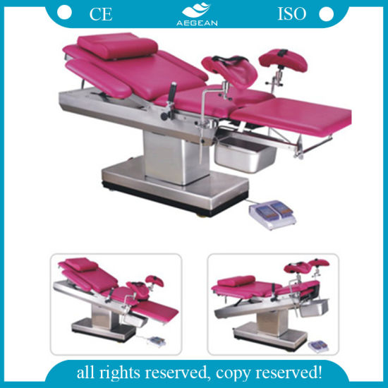 CE ISO Approved Easy Operate Electric Delivery Table (AG-C102A)