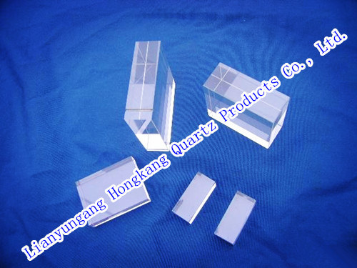 Sapphire Window Beauty Sapphire Light Guide Body Sapphire Light Guide Block