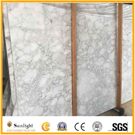 China Cheap Arabescato White Marble, Marble Tiles and Marble Slabs