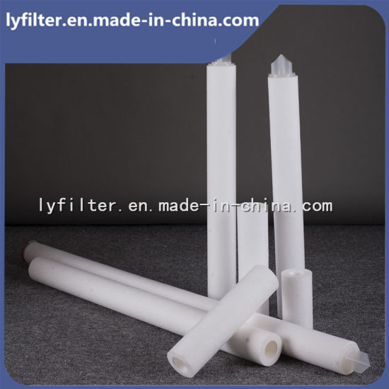 10 Inch Ppf Sediment Water Filter Cartridge with 10 Micron
