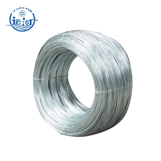 Galvanized Iron Wire 0.55mm 0.7mm 0.9mm for Binding 25kg/Coil