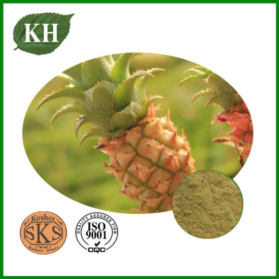 Nautural Supplement Pineapple Extract/ Bromelain pictures & photos