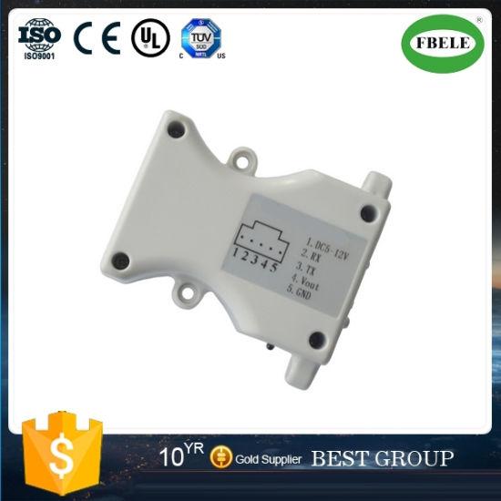 New Type RS232 and Analog Voltage Output Ultrasonic Distance Measuring Sensorlong Range Ultrasonic Distance Detector Sensor