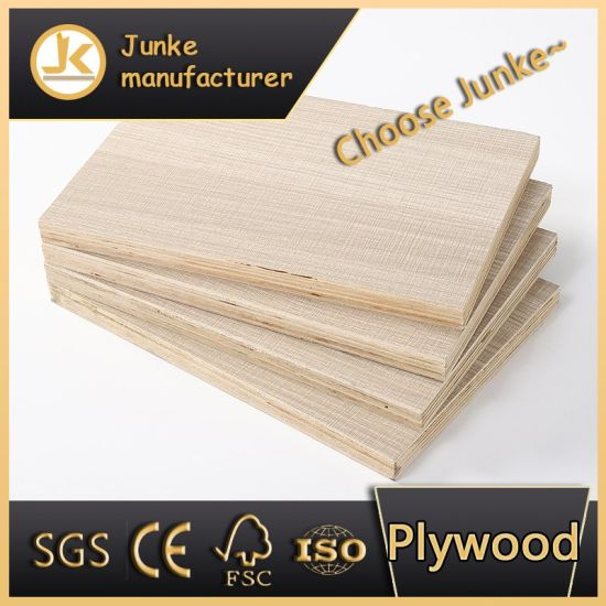 Melamine Faced Marine Plywood Poplar Pine Wood Veneer