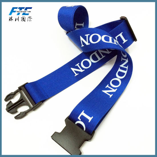 Fashion All Kinds Wholesale Colourful Lanyard Printed Lanyard pictures & photos