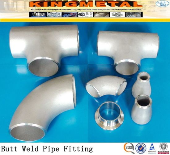 Pipe Fittings ASTM as Per A403 Wp304/316/321 pictures & photos