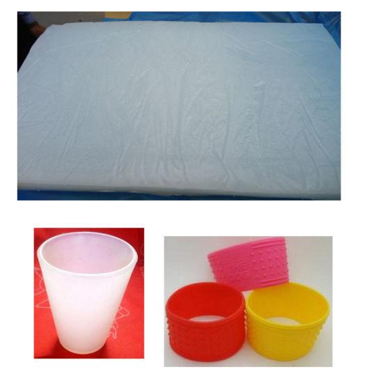 China FDA Solid Silicon Rubber Food Grade Htv Silicone