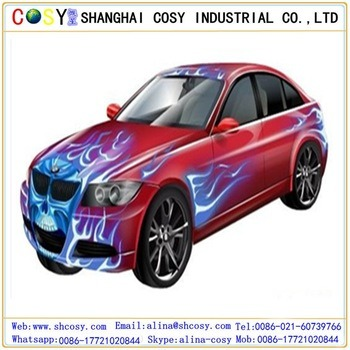 Car Graphics Vinyl Wrap Promotion Sticker Bus Advertising Printing pictures & photos