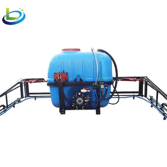 China Hot Sale Trailer 800L Mounted Pesticide Boom Sprayer