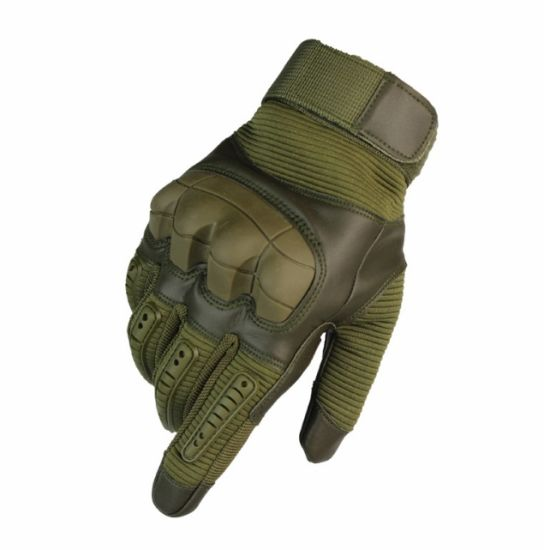 Proection Gloves for Outdoor Game, War Finghting or Rock-Climber