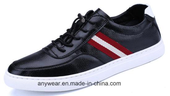Casual Footwear Men's Leather Leisure Dress Shoes (994)