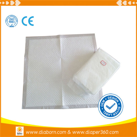 Dry Surface Absorption Hospital Best Price Adult Underpad pictures & photos