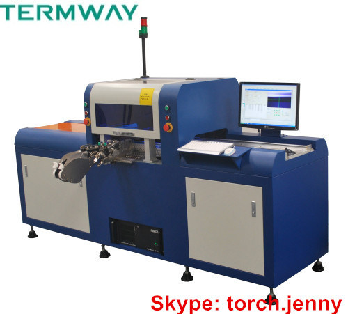 Offline Type SMT LED PCB Assemble Line with 2head LED Pick and Place Machine LED600 (TORCH)