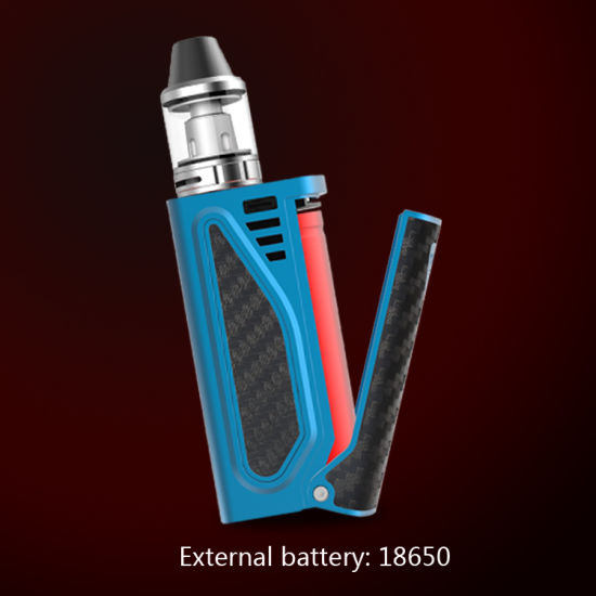 Newest Vape Tomahawk 80 W Electronic Cigarette with Bottom Airflow Tank From Shenzhen Factory pictures & photos