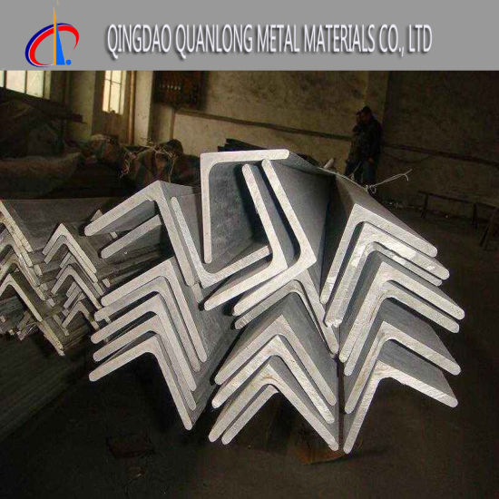 321 201 304 Stainless Steel Angle for Decoration pictures & photos