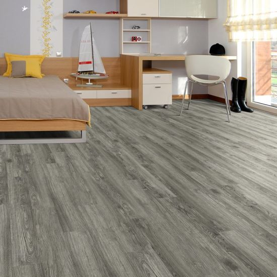 4mm Click Luxury Vinyl Floor Boards Planks