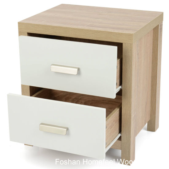 New Design Modern Bedroom Furniture Bedside Table Night Stand (HF-EY0823) pictures & photos
