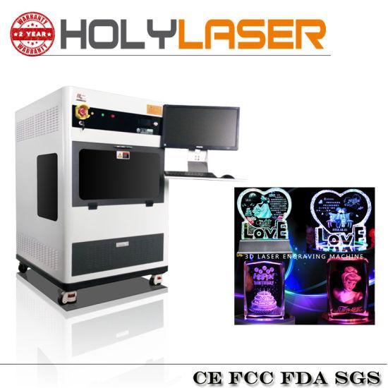 3D Laser Crystal Inside Engraving Machine Machine