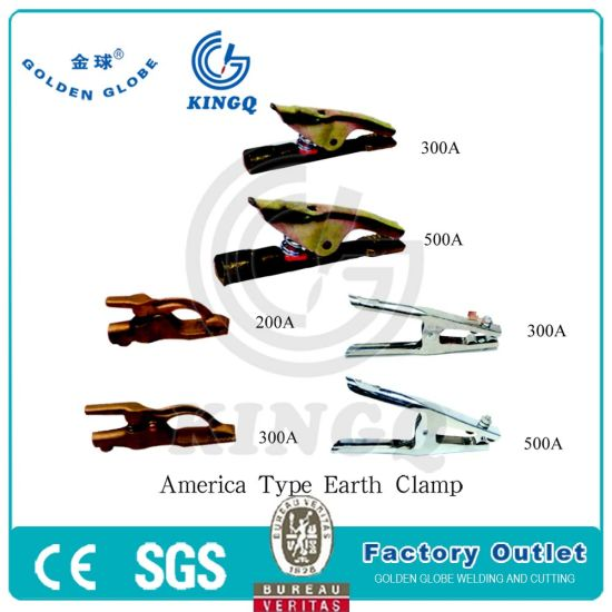 Kingq America Type Earth Clamp of Welding Torch pictures & photos