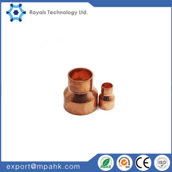 Copper Water Reducer, Eccentric Copper Reducer, Copper Reducer Fitting pictures & photos