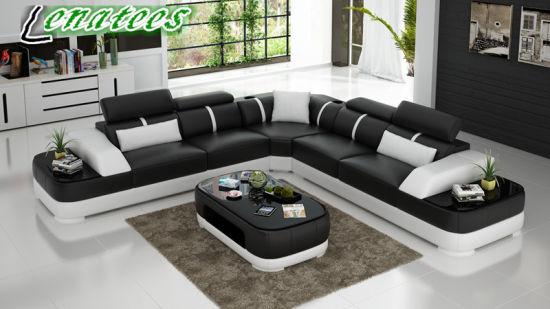 G8026b King Size High End L Shaped Sofa