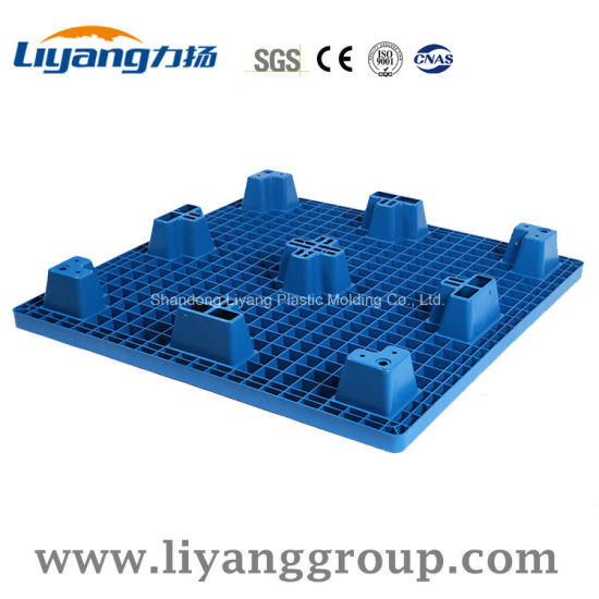 Fatory Directly Sale HDPE Food Grade Plastic Pallet for Warehouse
