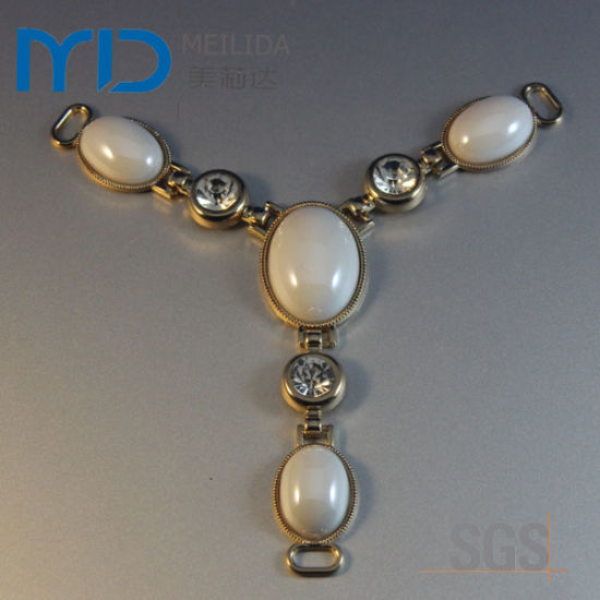 Acrylic Chains for Lady High Heel Decoration pictures & photos