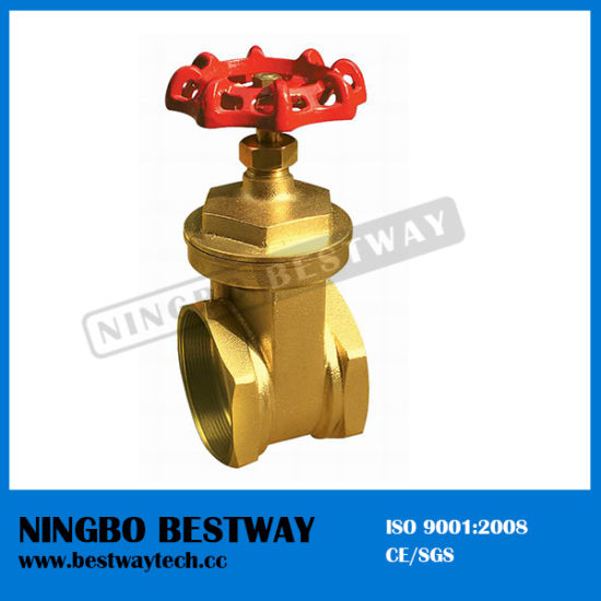 Copper Gate Valve for Water Meter (BW-G06)