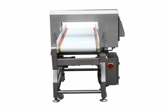 Food Grade Metal Detector Machine with Rejection System pictures & photos
