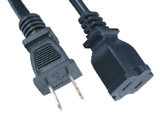 UL AC Power Cord for Use in North American 201-301