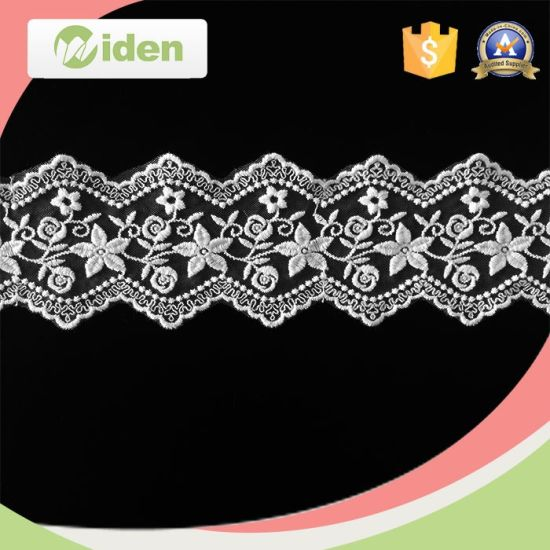 Embroidery Net Lace In Egypt Ribbon For Wedding Invitations