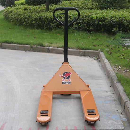 Warehouse Use Heavy Duty Hand Electric Pallet Stacker (CBY30) pictures & photos