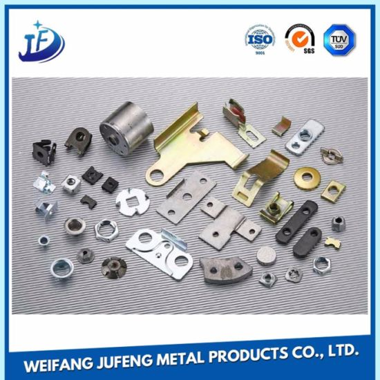 OEM Metal/Stainless Steel Fabrication Stamping Parts for Auto Part pictures & photos