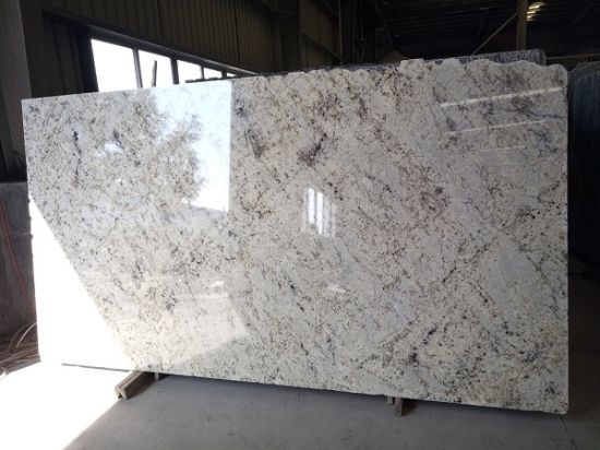 New Aran Blue Wholesale Delicatus Granite Price for Kitchen Countertops pictures & photos