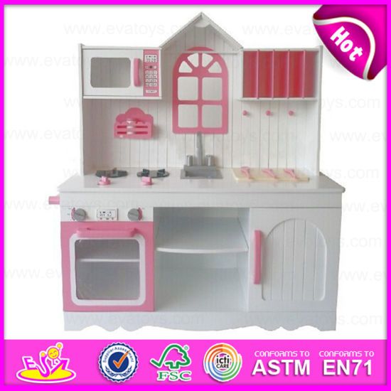 China Ce Rohs Certificated Kids Big Kitchen Set Toy Mother Garden
