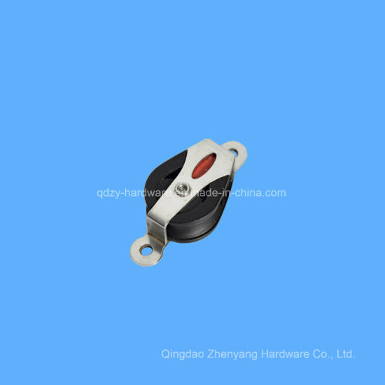 Stainless Steel Pulley with Nylon Sheave (B1-140)