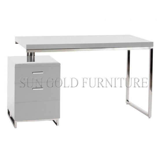Modern Soho Corner Office Desk with Cabinet (SZ-OD465) pictures & photos