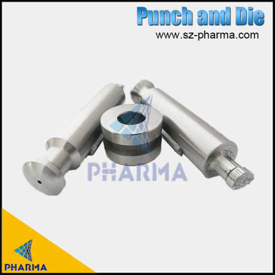 Punch Die for Tablet Press Machine Tdp1 5, Tdp5 and Tdp6