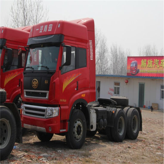 FAW 6X4 380HP Tractor Truck with Best Price pictures & photos
