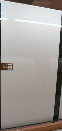Foshan Double Charge Floor Tile Polished Surface Super White pictures & photos