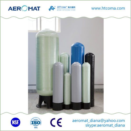 Resin Carbon FRP Tank Bottle pictures & photos