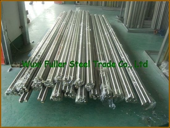 201 304 Black Finish Stainless Steel Round Bar pictures & photos