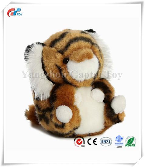 Rolly Pet Terrific Tiger Plush Cute Animal Toys